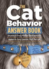 the cat behavior answer book practical insights u0026 proven