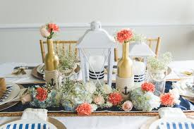nautical wedding nautical themed wedding centerpieces