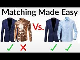 5 easy matching rules how to match colors textures