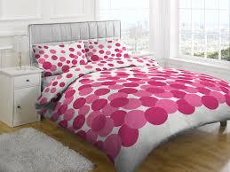 bubble print duvet cover fuchsia duvet covers bedroom