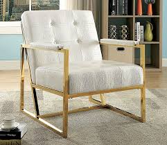 White Accent Chair White Accent Chair