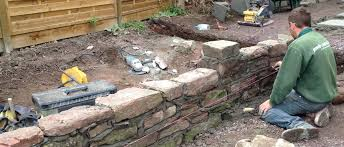 pmb landscapes in whitchurch home garden construction work