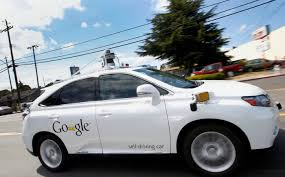 google self driving car crashes into a bus update statement