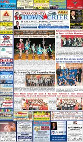 february 8 2017 by starr county town crier issuu