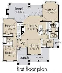 craftsman style house plan 3 beds 200 baths 2073 sqft plan floor
