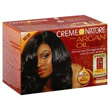 top relaxers for black hair creme of nature argan oil relaxer kit reviews