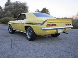 1969 camaro rear spoiler greatest supercars