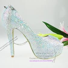 Wedding Shoes Rainbow Heel Fashion Shoes Picture More Detailed Picture About Unique