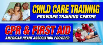 child day care training
