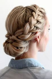 updos for long hair with braids 42 braided prom hair updos to finish your fab look prom hair
