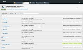 github drcapulet warehouse a complete rewrite of http github