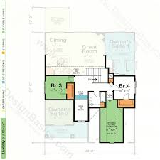 houses with two master bedrooms baby nursery dual master house plans house plans with dual