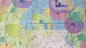 child predator map perfectly offenders living inside child safety zones