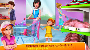 game thanksgiving thanksgiving supermarket store android apps on google play