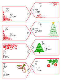 printable gift tags happy holidays