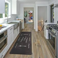 corner cabinet kitchen rug cool floor mats to spice up your kitchen area