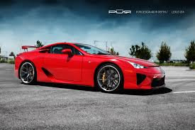 lexus lfa website pur design lexus lfa the aggressive beauty