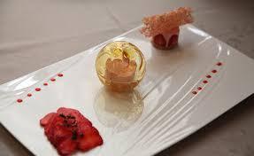 cuisine gastronomique restaurants gastronomiques en bièvre valloire terres de berlioz