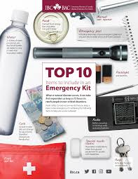 emergency preparedness disaster survival tips