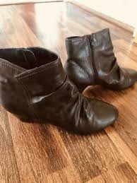 ebay womens ankle boots size 9 womens ankle boots booties size 9 stride brown ebay