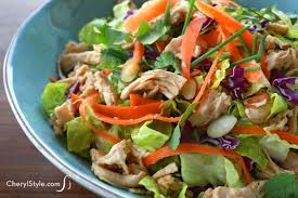 best salad recipes chinese chicken salad recipe