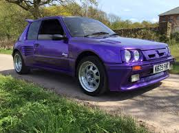 Eye Dazzling Peugeot 205 Gti Dimma Joins Cca June Sale Classic