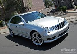 2006 mercedes c class 2006 mercedes c class with 20 gianelle spezia 5 in chrome
