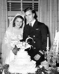 bush wedding dress 1940s wedding dresses gowns trends styles
