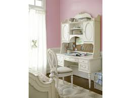 arianna vanity desk u0026 hutch bedroom source carle place