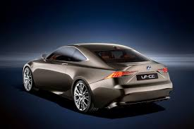 lexus frs coupe lexus lf cc hybrid concept heads to paris previews new is coupe