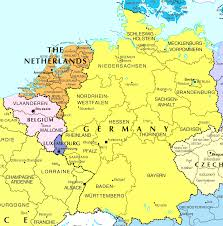 map netherlands belgium map of netherlands belgium and world maps