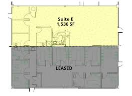 Airport Floor Plan by Retail Office Medical Space For Lease 600 S Airport Road