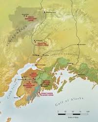 kilcher homestead map alaska has five different groups each with a distinct
