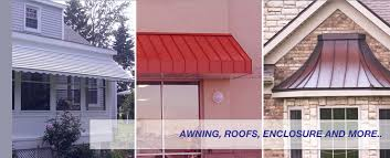 Awning Aluminum Chuck U0027s Aluminum Products Awning Canopy Enclosures For Your