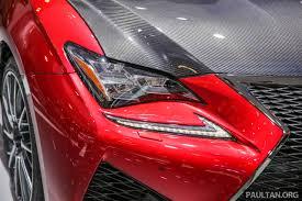 lexus v8 rcf giias 2016 lexus rc f u2013 v8 coupe with carbon dress image 534691