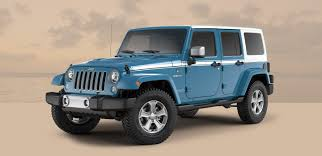 jeep wrangler top view jeep adds two special edition models to wrangler lineup