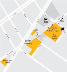Expo Line Santa Monica Map Venues U0026 Parking Film Independent