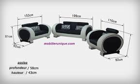 canapé cuir sur mesure ensemble de canapé en cuir italien 3 2 1 places modèle roll