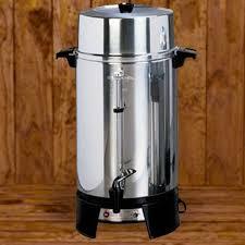 coffee urn rental coffee maker 100 cup rental san antonio peerless events and tents