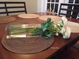 making fake water for artificial flowers diy and crafting