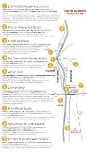 St Croix Map Artopener U2022 The St Croix Valley Studio Art Tour U2022 Map Of Studios