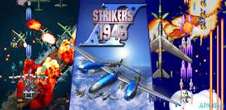 strikers 1945 apk strikers 1945 2 apk 1 4 4 strikers 1945 2 apk apk4fun