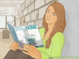 Starting Home Design Business How To Start A Decorating Business With Pictures Wikihow