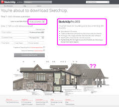 sketchup archives what revit wants