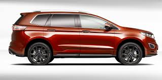 jeep compass 7 seater seven seat ford edge unveiled in china photos 1 of 3