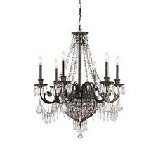 Traditional Chandelier Buy Traditional Classic 9 Light Candle Chandelier In