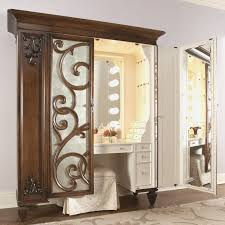 Lighted Vanity Table With Mirror And Bench Ikea Vanity Table With Mirror And Bench Nuhsyr Co