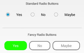 android radio button pro tip give android buttons a lift with this customization