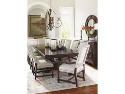 tommy bahama home kilimanjaro formal dining room group baer u0027s