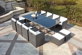 salon de veranda en osier stunning salon de jardin rotin tresse blanc ideas amazing house